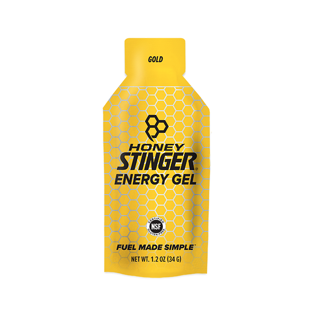 Honey Stinger - Classic Energy Gels - 1.1 oz Packet Box of 24 - Gold in Colorado Springs CO