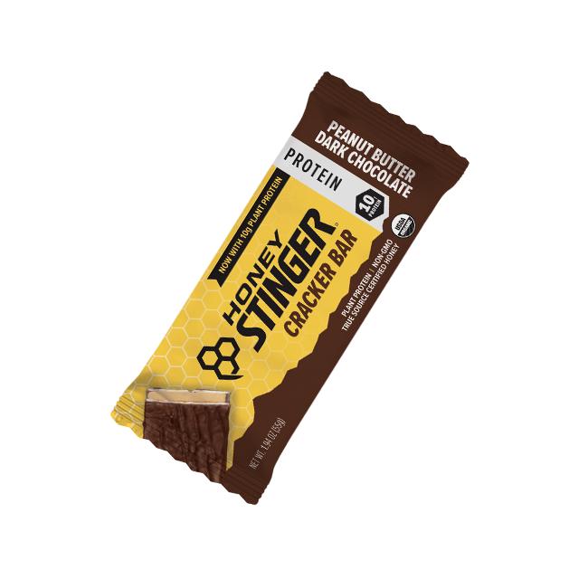 Honey Stinger - Cracker Bar - 1.94 oz Bar Box of 12- Peanut Butter Dark Chocolate in Sedona AZ