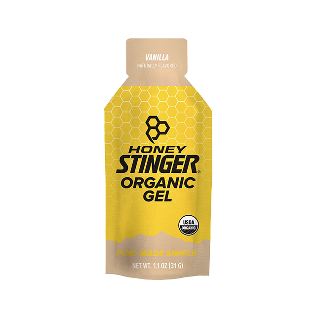 Honey Stinger - Organic Energy Gels - 1 oz Pack Box of 24 - Vanilla in Alamosa CO