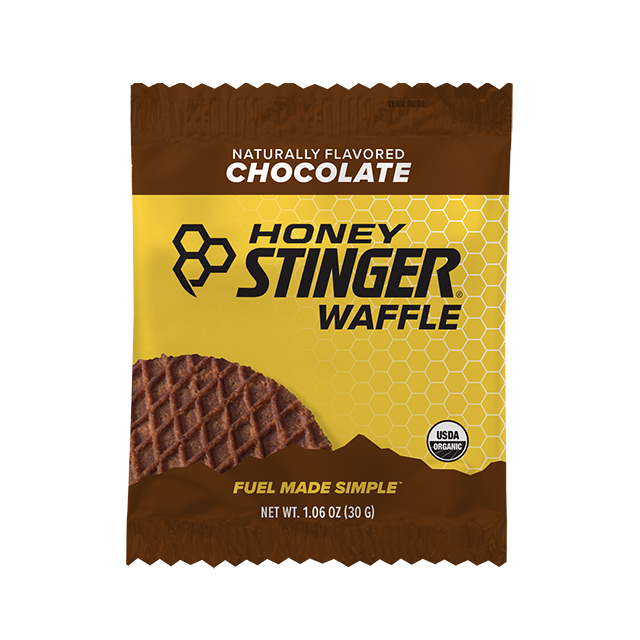 Honey Stinger - Waffles Chocolate - Box of 16 in Colorado Springs CO