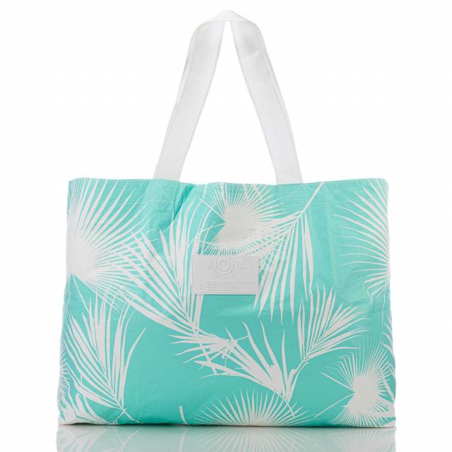 ALOHA Collection - Day Palms Holo Holo Tote