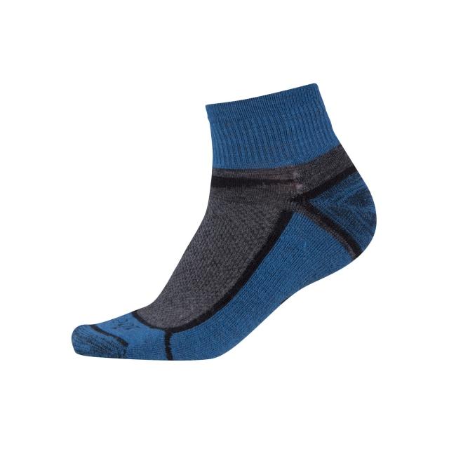 Ibex - Quarter Crew Sock