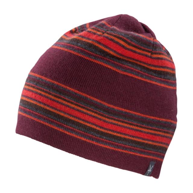 Ibex - Men's Double Stripe Knit Beanie