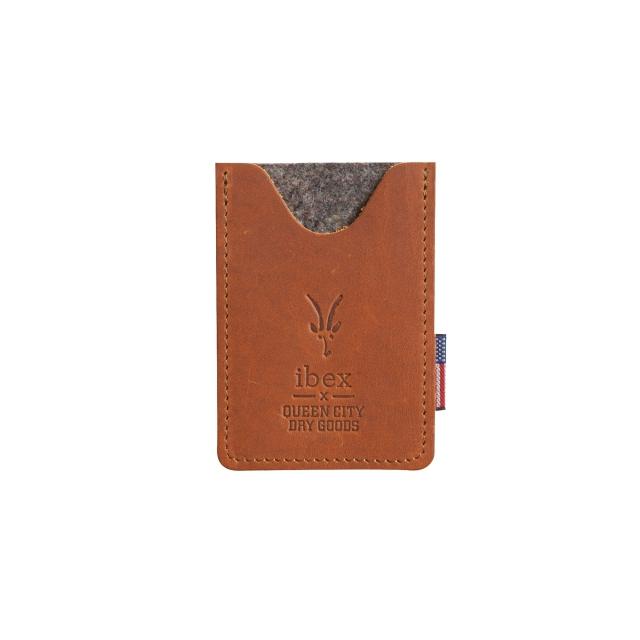 Ibex - Business Card Holder Queen City
