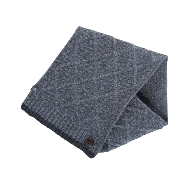 Ibex - Women's Button Scarf