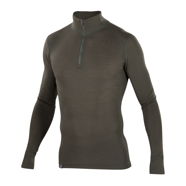 Ibex - Men's Woolies 1 Zip T-Neck