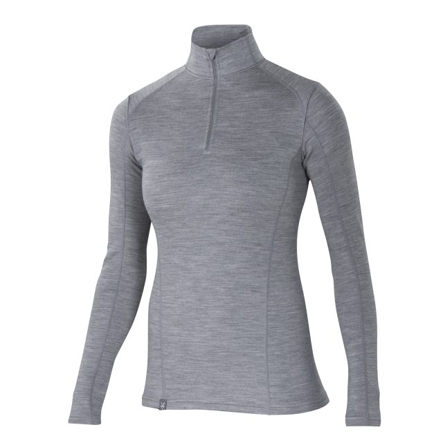 Ibex - Women's Woolies 2 Zip T-Neck