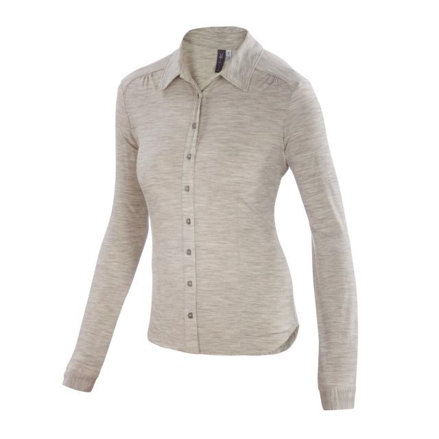 Ibex - Women's OD Heather Trinity Shirt