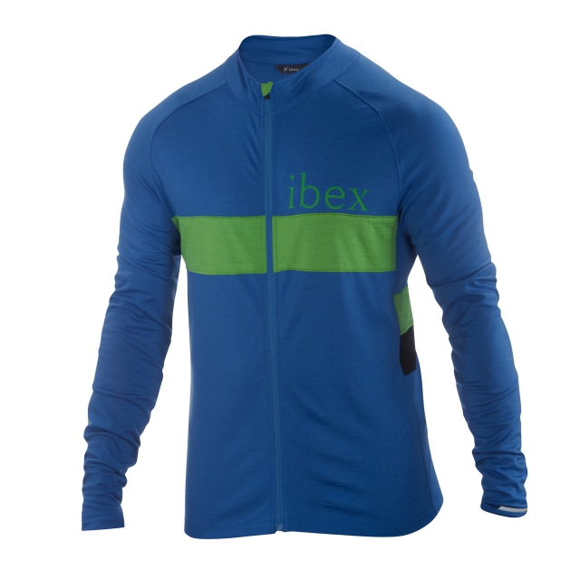 Ibex - Men's Spoke Full Zip