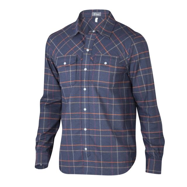Ibex - Men's Taos Plaid Shirt