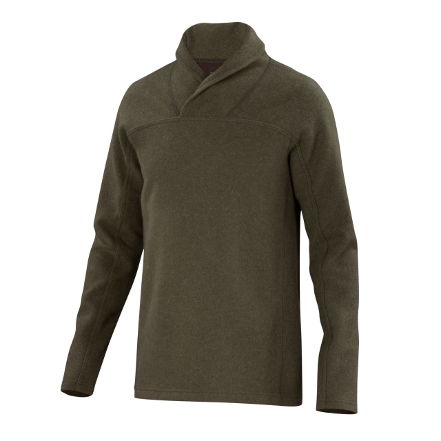 Ibex - Men's Hunters Point Pullover