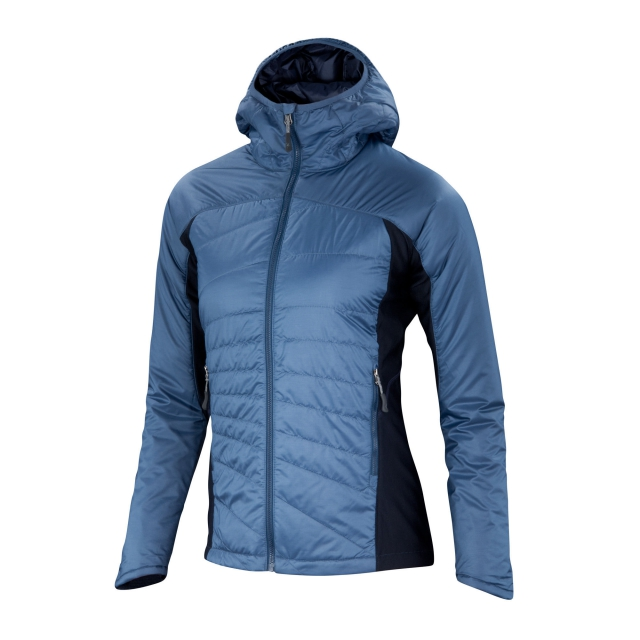 Ibex - Women's Wool Aire Matrix Hoody