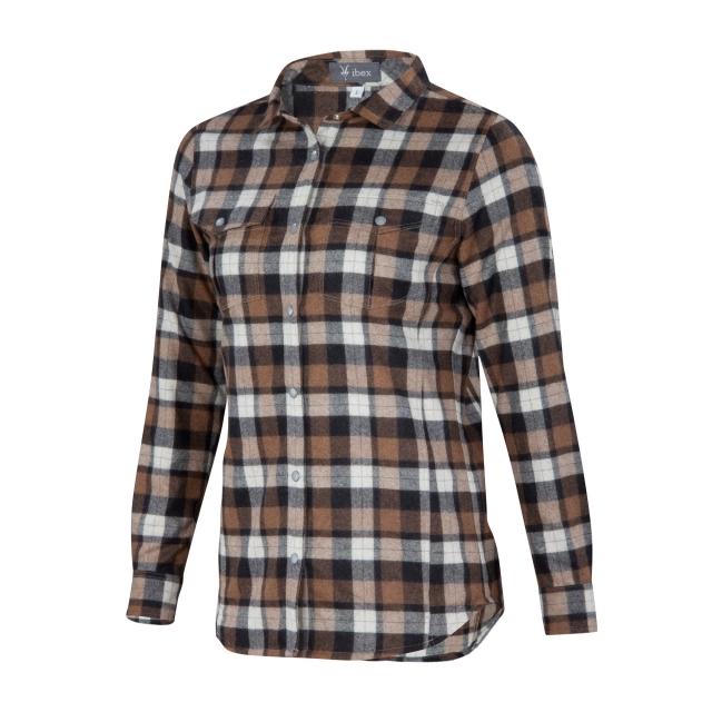 Ibex - Women's Taos Plaid Shirt