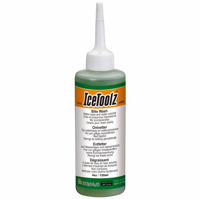 Icetoolz - IceToolz Degreasing Bike Wash Frame and Fork (4 oz/120 ml)