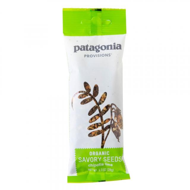 Patagonia Provisions - Organic Chipotle Lime Savory Seeds 1 oz