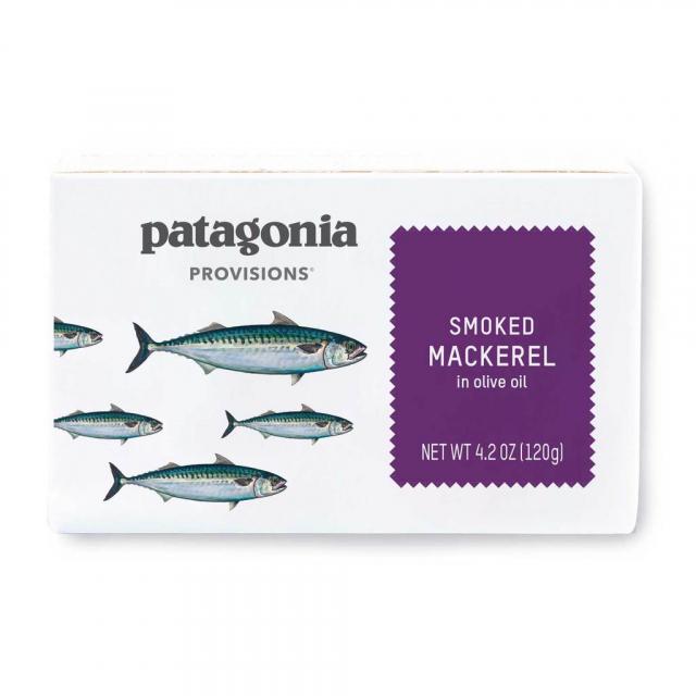 Patagonia Provisions - Smoked Mackerel 4.2 oz