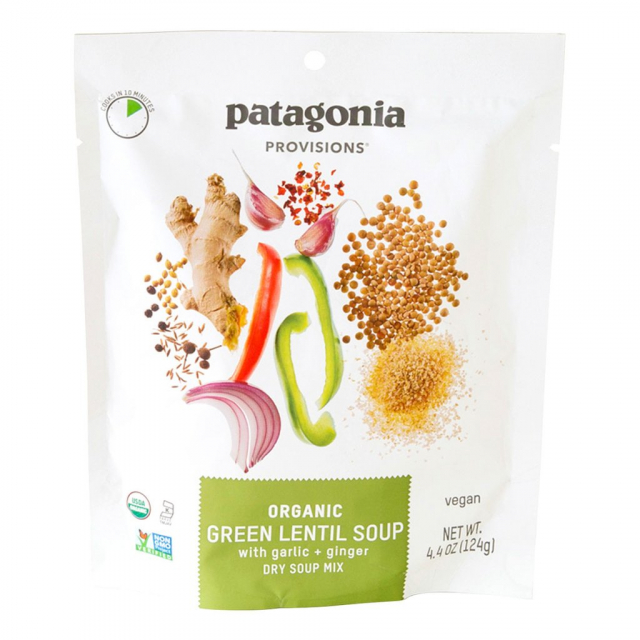Patagonia Provisions - Organic Green Lentil Soup