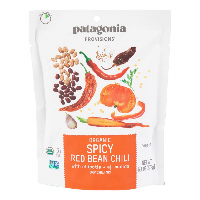 Patagonia Provisions - Organic Spicy Red Bean Chili
