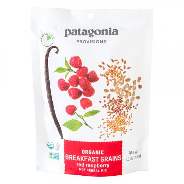 Patagonia Provisions - Organic Red Raspberry Breakfast Grains