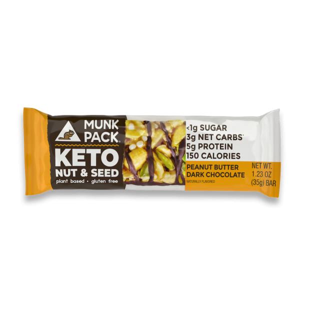 Munk Pack - Peanut Butter Dark Chocolate