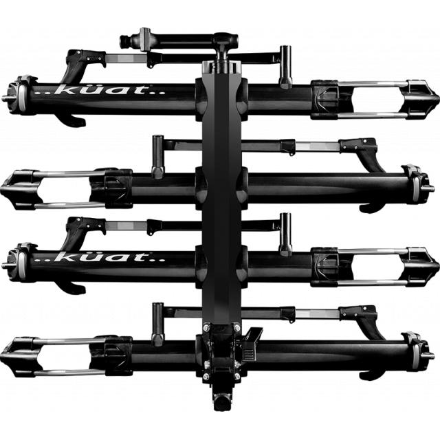 "Kuat - NV Add-On 2.0 - 2"" - +2-Bike Rack - Black Metallic in Wenatchee WA"