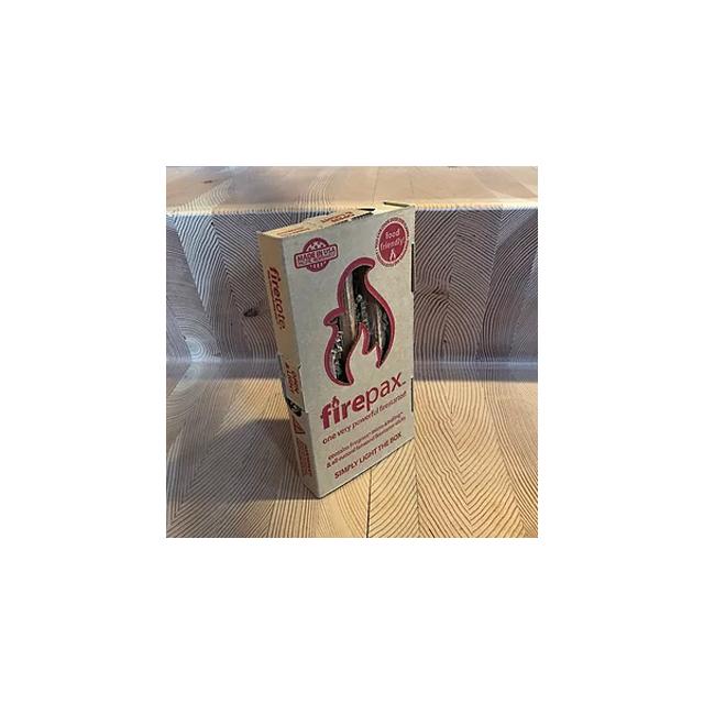 firetote - firepax - micro firestarter box