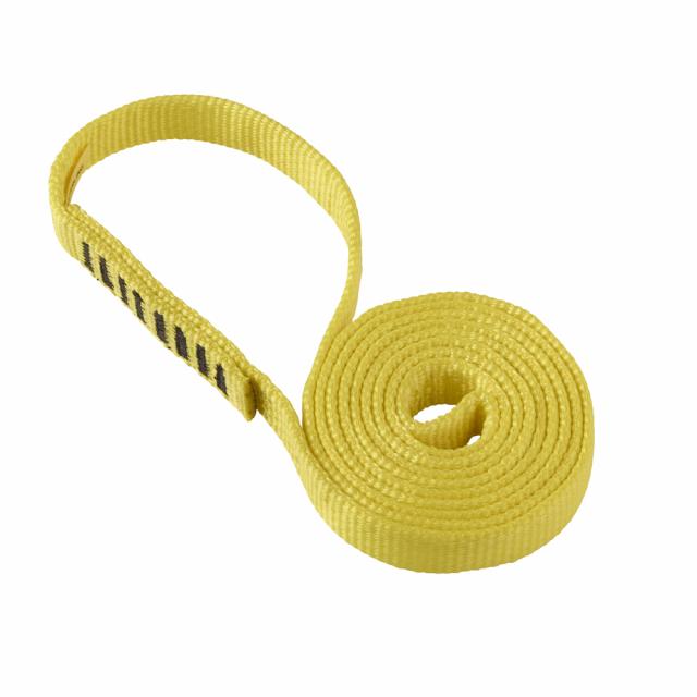 "Sterling Rope - 1"" Flat Nylon Sling 48"" Yellow"