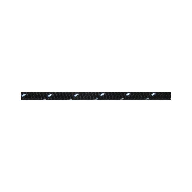Sterling Rope - 3mm GloCord Black 200M