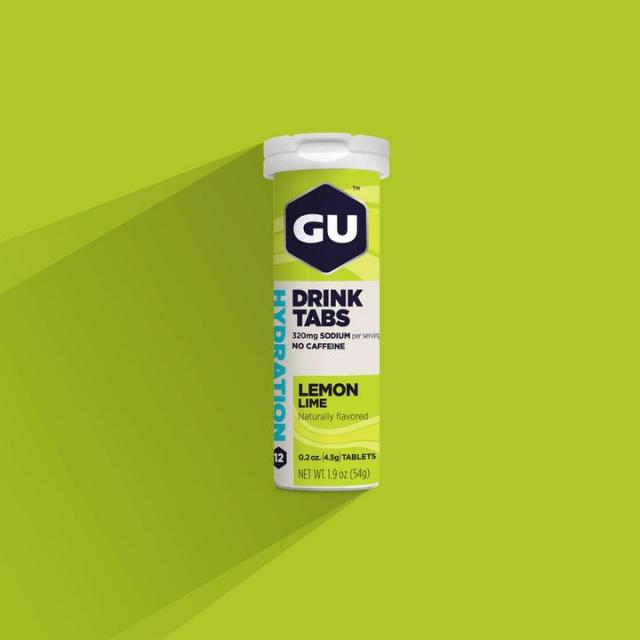 GU Energy - Hydration Drink Tabs