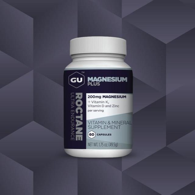 GU Energy - Roctane Magnesium Plus Capsules