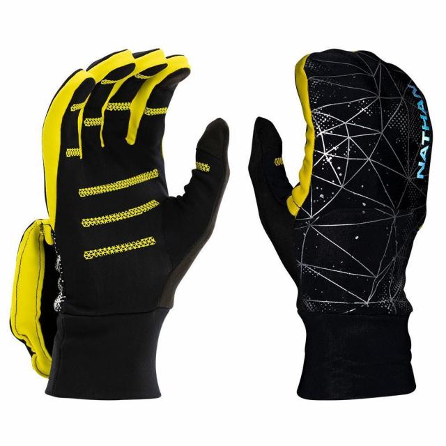 Nathan - HyperNight Reflective Convertible Glove/Mitt - Men's in Lancaster PA