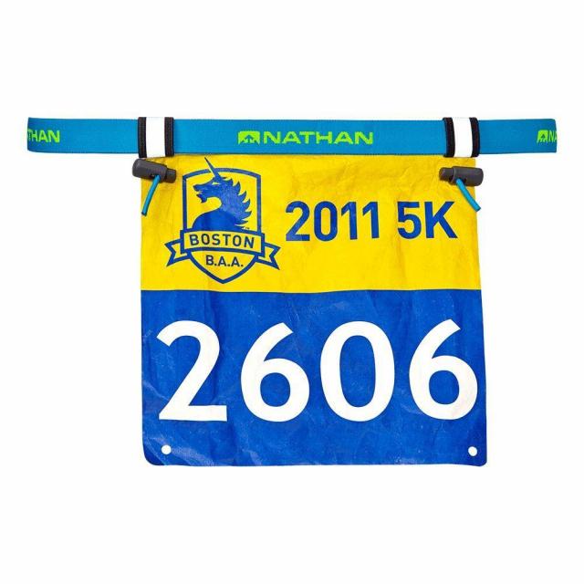 Nathan - Race Number Belt 2.0 in Lancaster PA