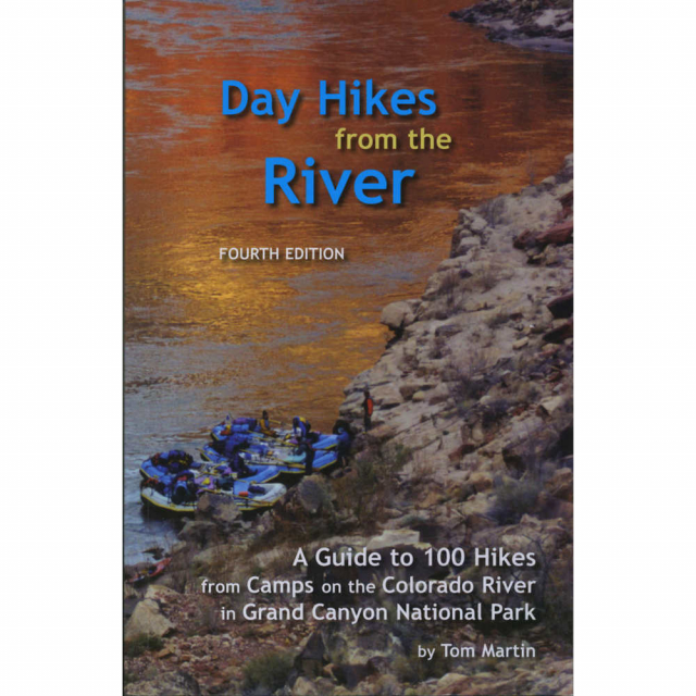 NRS - Day Hikes from the River 4th Ed. Book