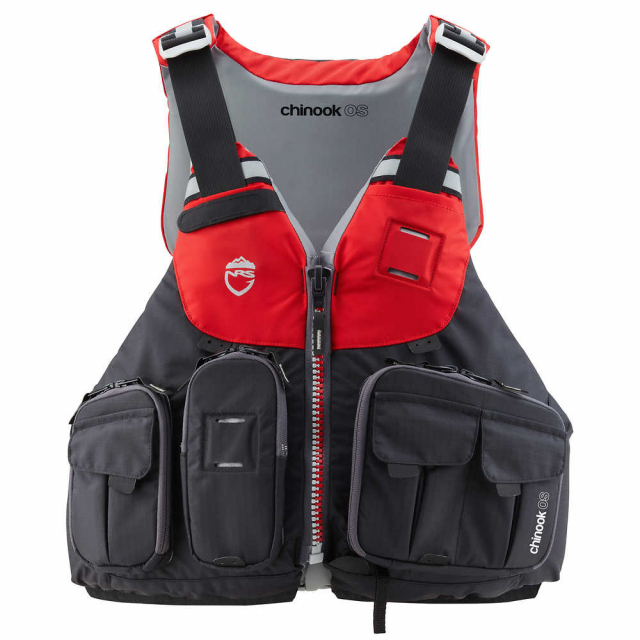 NRS - Chinook OS Fishing PFD