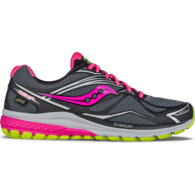 Saucony - Women's Ride 9 Gtx
