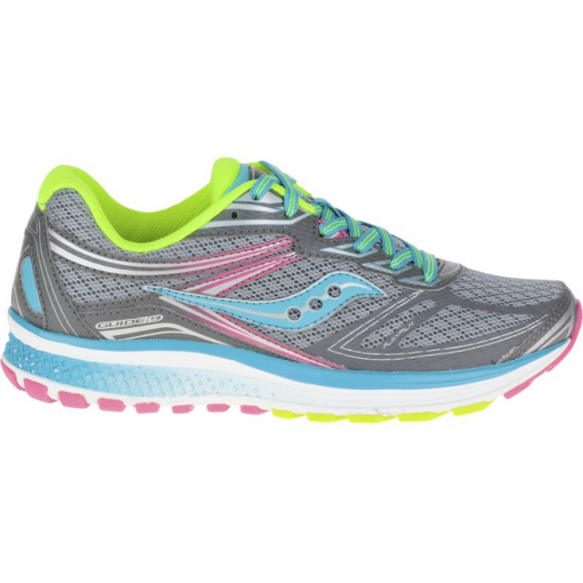 Saucony - Girls Guide 9