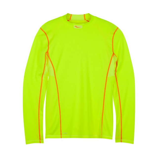 Saucony - Men's Altitude Base Layer L/S