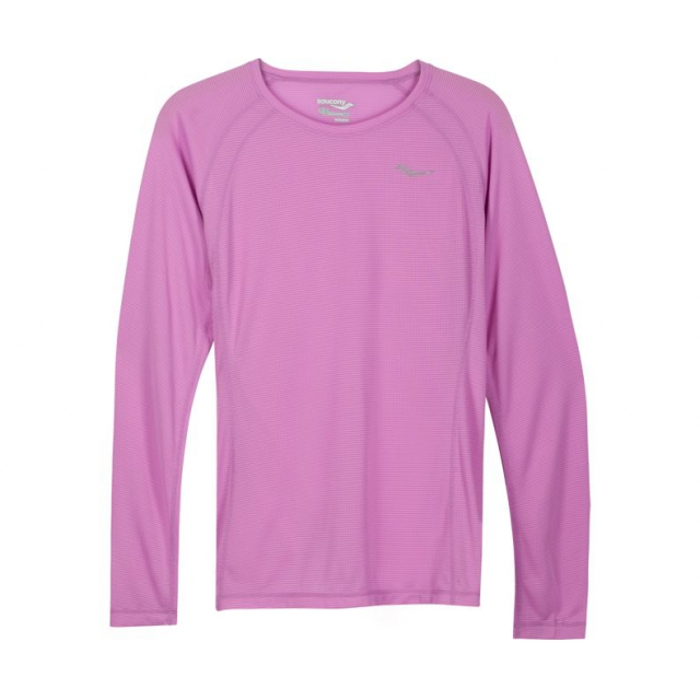 Saucony - Women's Hydralite Long Sleeve