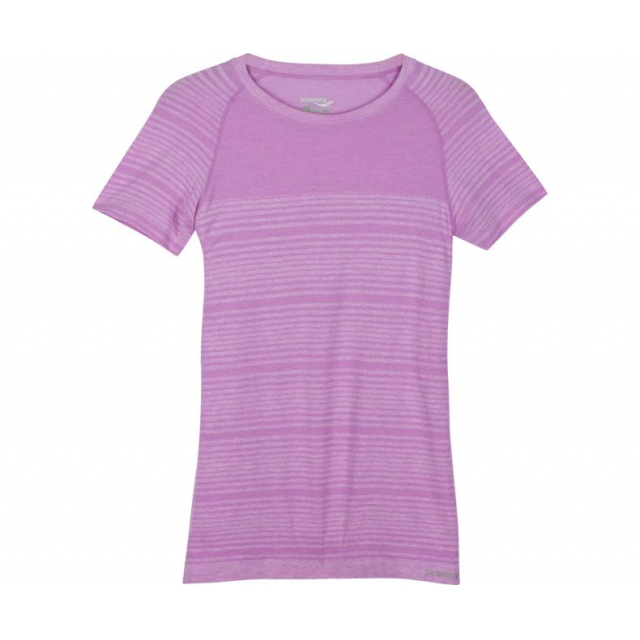 Saucony - Women's Dash Seamless Short Sleeve