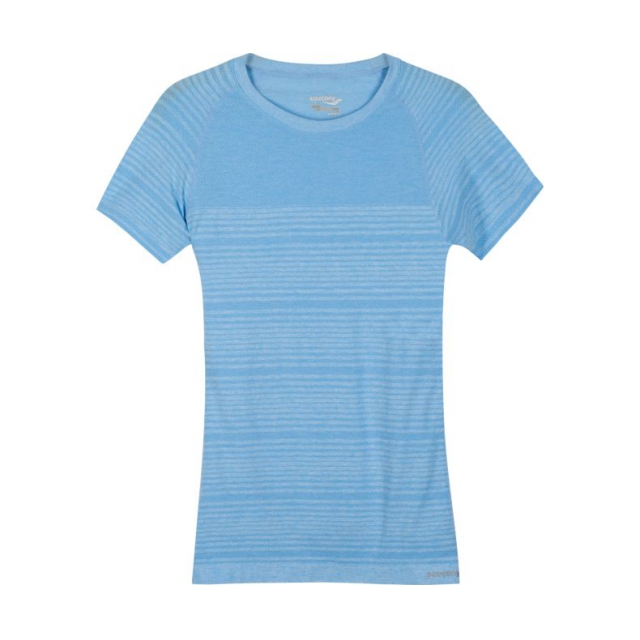 Saucony - Women's Dash Seamless Short Sleeve