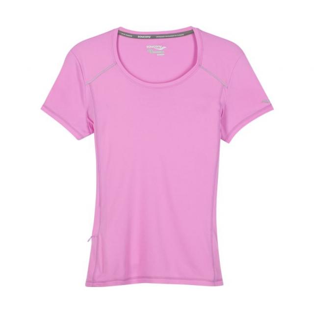 Saucony - Women's Velocity Short Sleeve