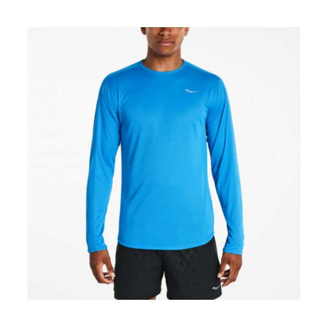 Saucony - Men's Hydralite Long Sleeve