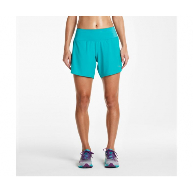 Saucony - Women's Run Lux Short