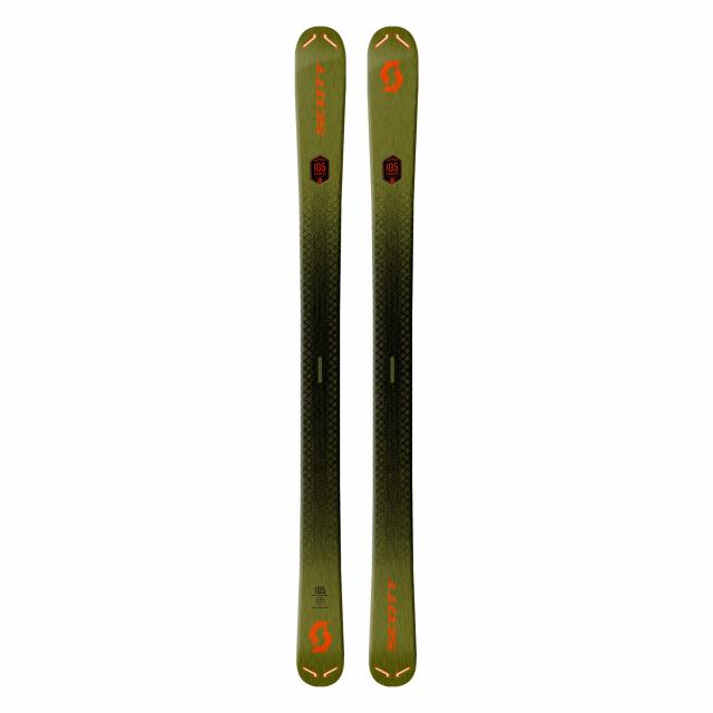 SCOTT Sports - Scrapper 105 Ski in Chelan WA