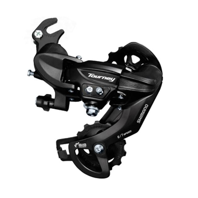 Shimano Cycling - Rear Derailleur, Rd-Ty300, Tourney, 6/7-Speed, W/Riveted Adapter(Road Type) in Alamosa CO