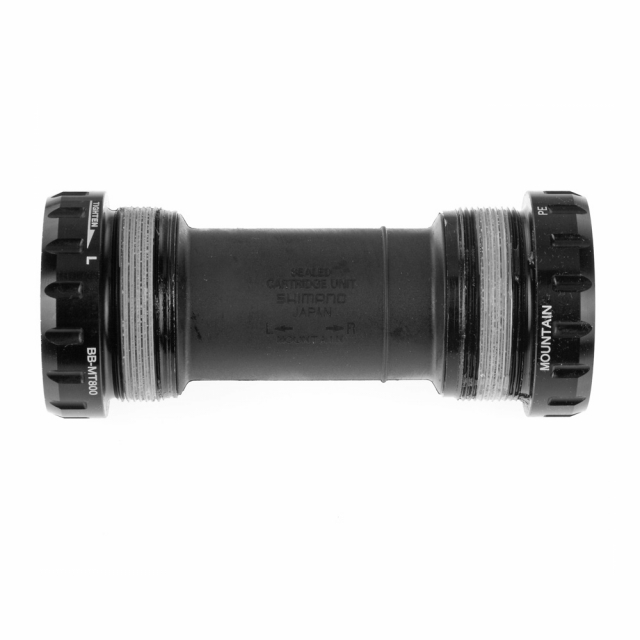 Shimano Cycling - Bottom Bracket, Bb-Mt800, Right & Left Adapter(Bsa Threaded), W/Tl-Fc25 in Alamosa CO