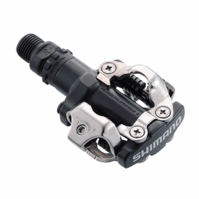 Shimano Cycling - Pedal, Pd-M520W White, Spd Pedal W/Cleat(Sm-Sh51) in Alamosa CO