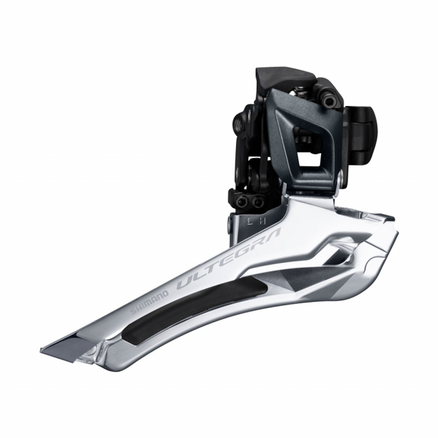 Shimano Cycling - Front Derailleur, Fd-R8000, Ultegra, For Rear 11-Speed, Down-Swing, 31.8Mm Band(W/28.6Mm Adapter), Cs-Angle:61-66, For 46/53T Cl:43.5Mm in Loveland CO