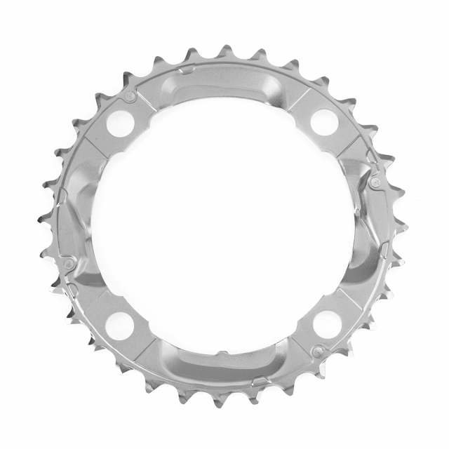 Shimano Cycling - Fc-M532 Chainring 32T(Silver) in Alamosa CO