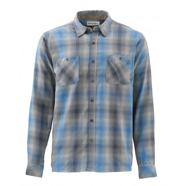 Simms - Black's Ford LS Flannel Shirt